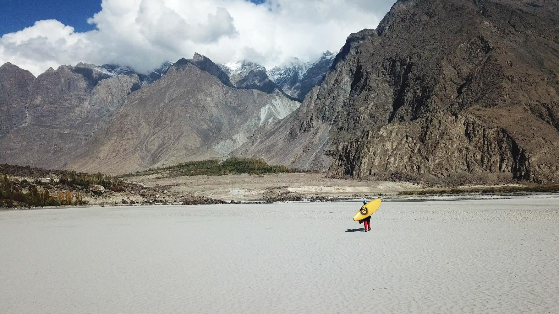Indus, Dag Sandvik